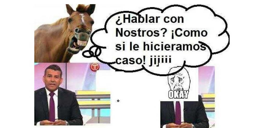 Sidney Sittón dice que habla con los caballos