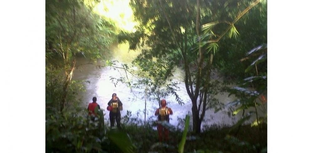 Sinaproc encuentra ahogado a menor desaparecido en Chiriquí