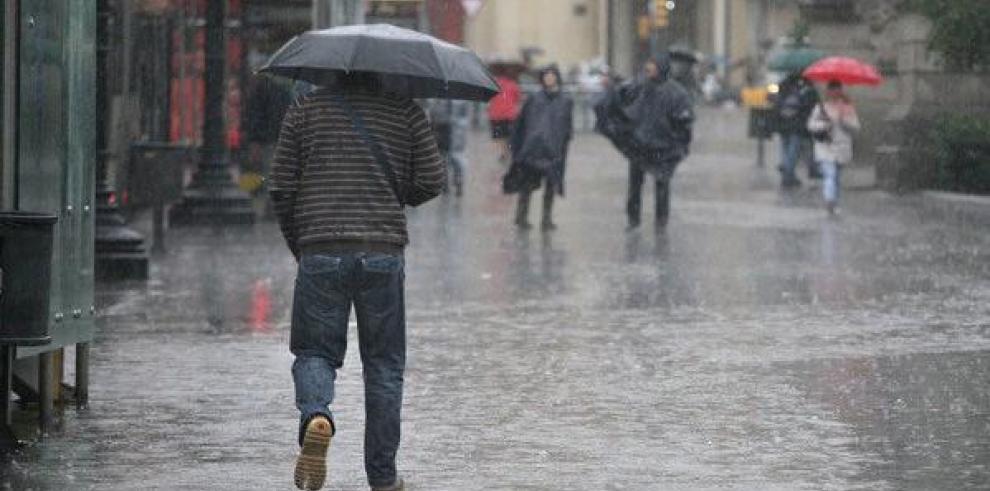 Fuertes lluvias en México dejan 6 muertos