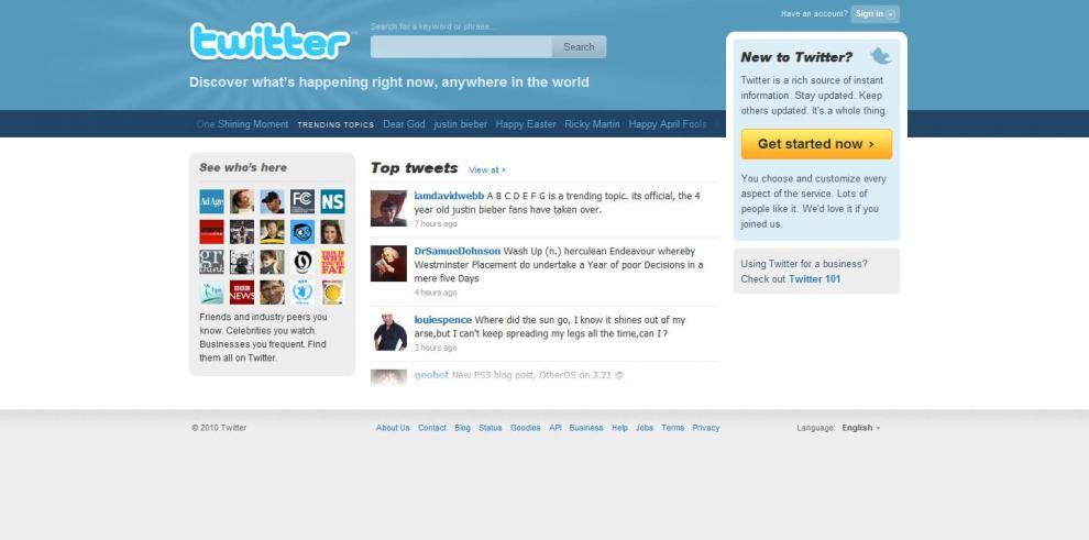 Twitter restaura contenidos bloqueados desde hace un mes en Pakistán