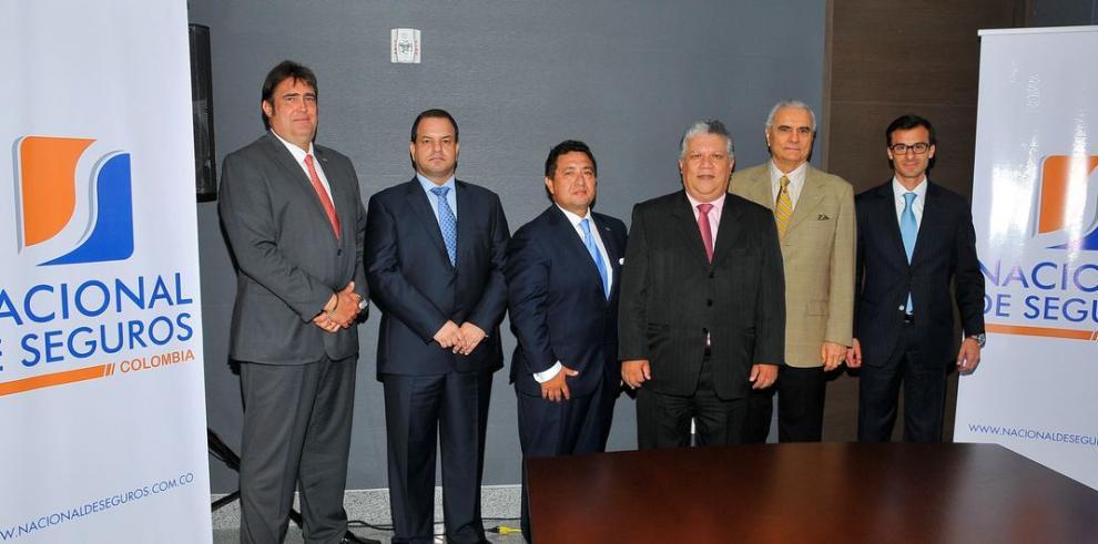 Nacional de Seguros se expande hacia Colombia