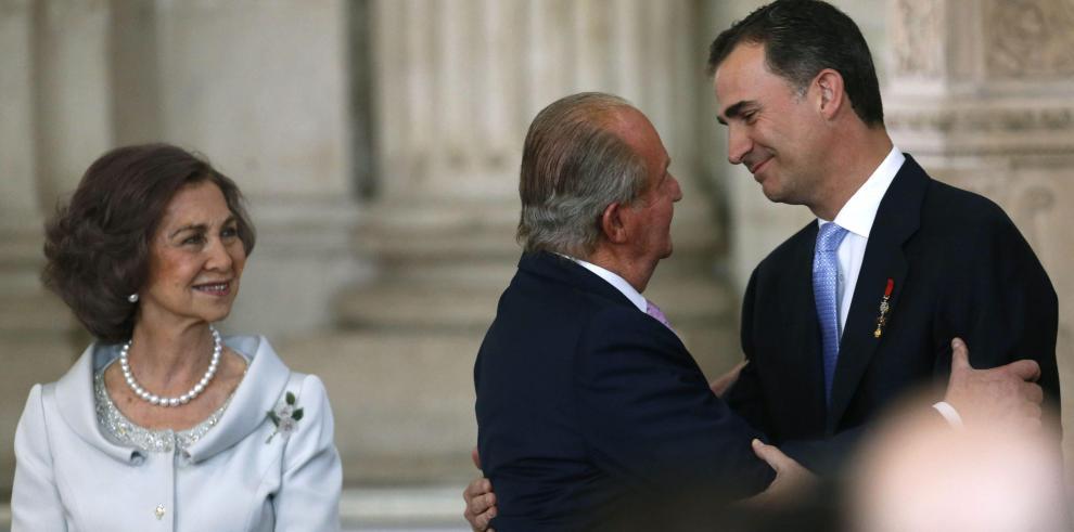 Felipe VI ya es el rey de España