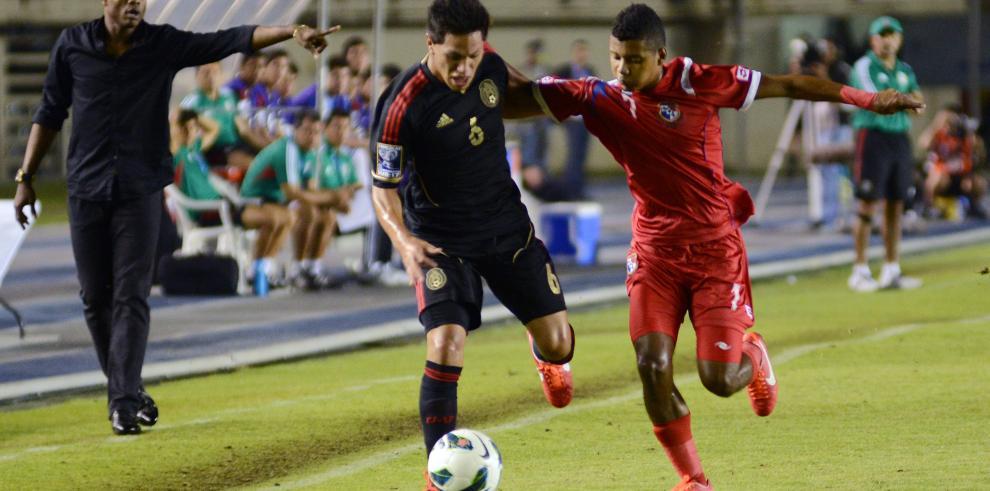 Selección sub-17 de Panamá enfrentará a México en amistosos