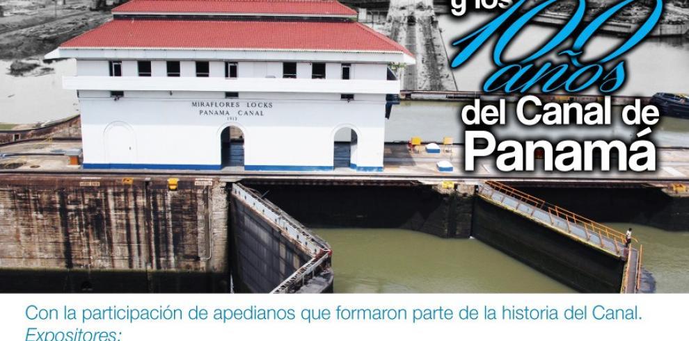 APEDE inicia conversatorio de los 100 años del Canal de Panamá