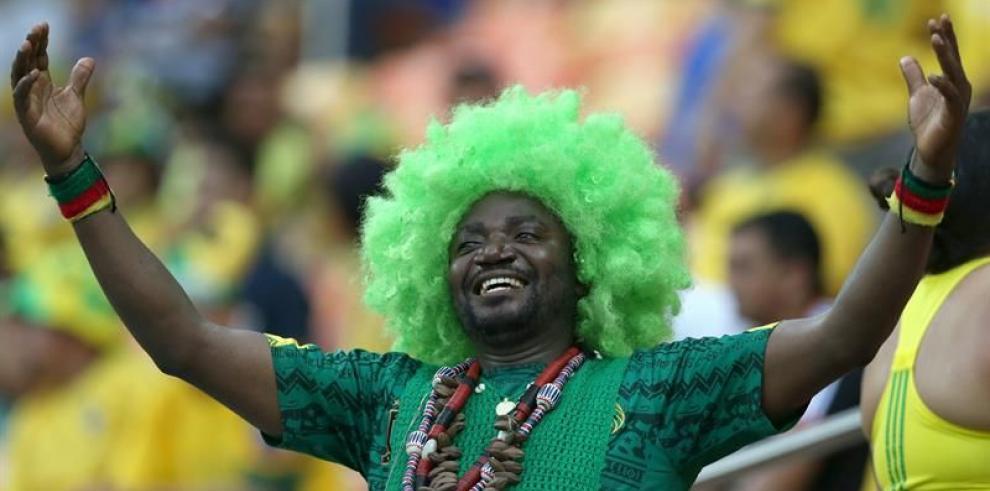 Camerún queda fuera del Mundial