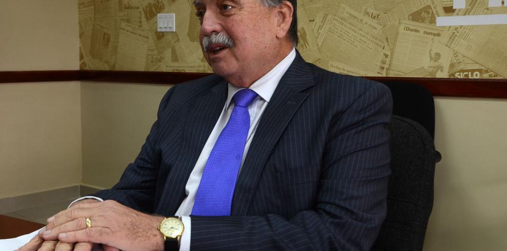 Cochez interpone denuncia penal ante el MP