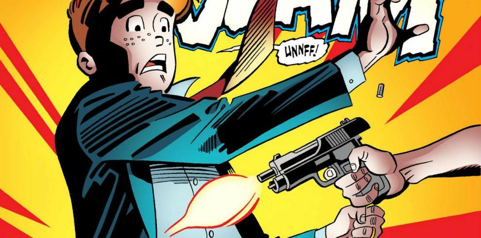 Archie muere salvando a su amigo gay