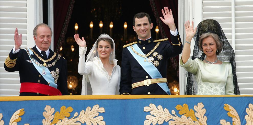 Momentos más destacados de 39 años de reinado de Juan Carlos I