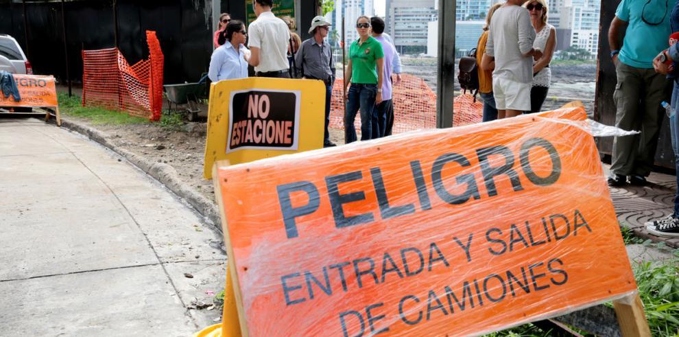 Residentes de Punta Paitilla rechazan la construcción de cuatro nuevas torres