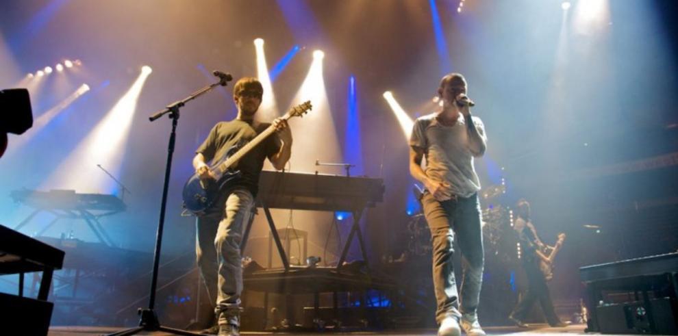 Linkin Park recarga las baterías del Rock