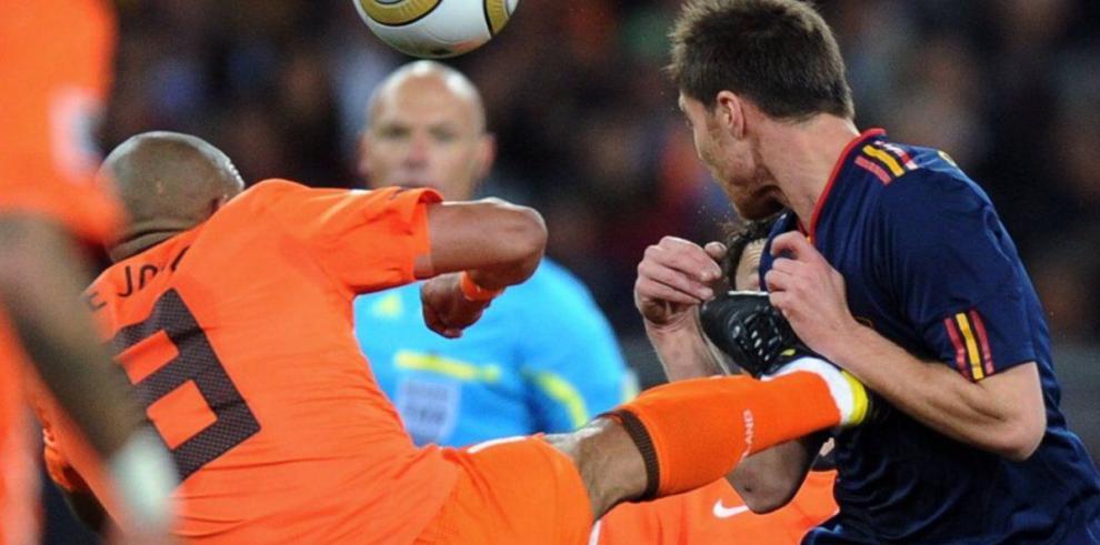 Los 'chicos malos del fútbol', listos para imponer su ley en el Mundial