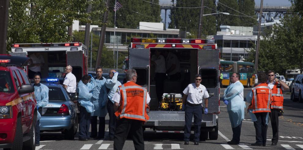 Un muerto y tres heridos en un tiroteo en una universidad de Seattle