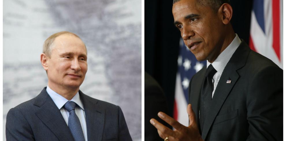 Obama y Putin se evitan