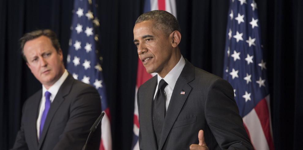 Ucrania: Obama pide a Putin reconducir la crisis