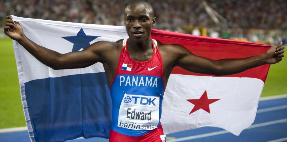 Alonso Edward ganó prueba de los 200 metros en Roma