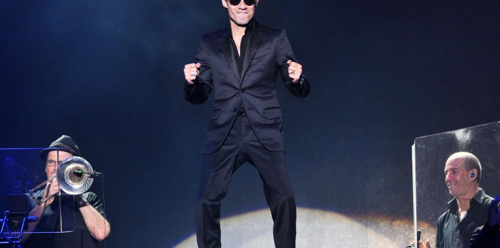 Marc Anthony prepara un disco en inglés