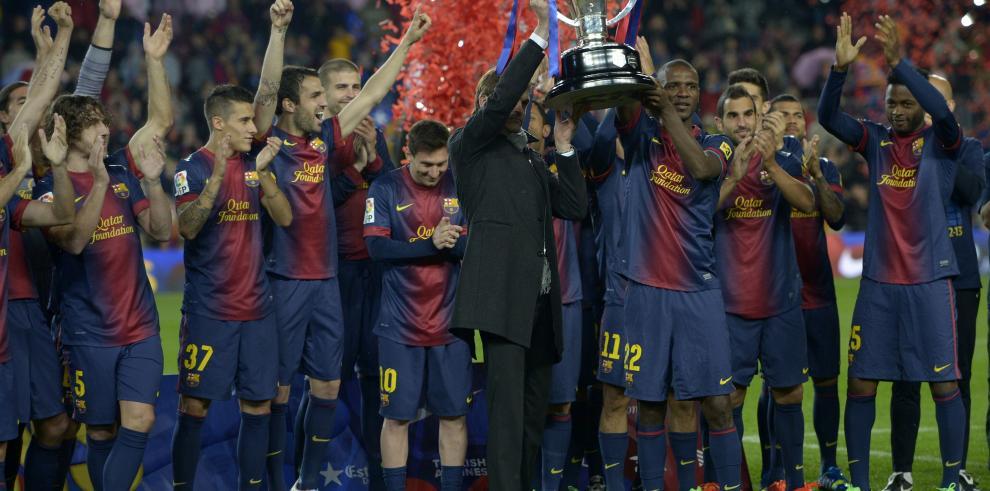 El mundo del fútbol se vuelca con Tito Vilanova