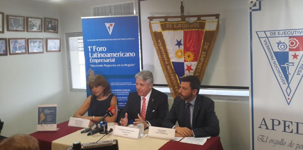 Panamá será sede del Primer Foro Empresarial
