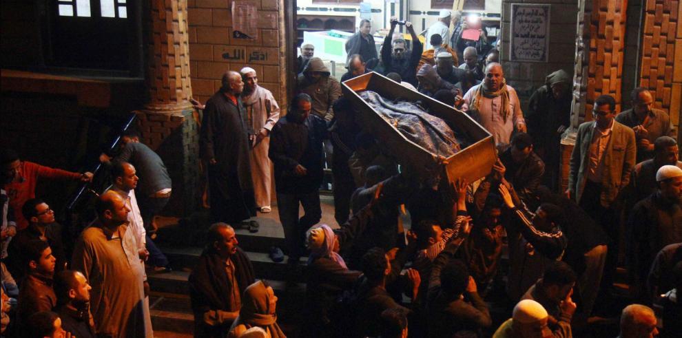 Al menos 5 muertos por protestas en El Cairo