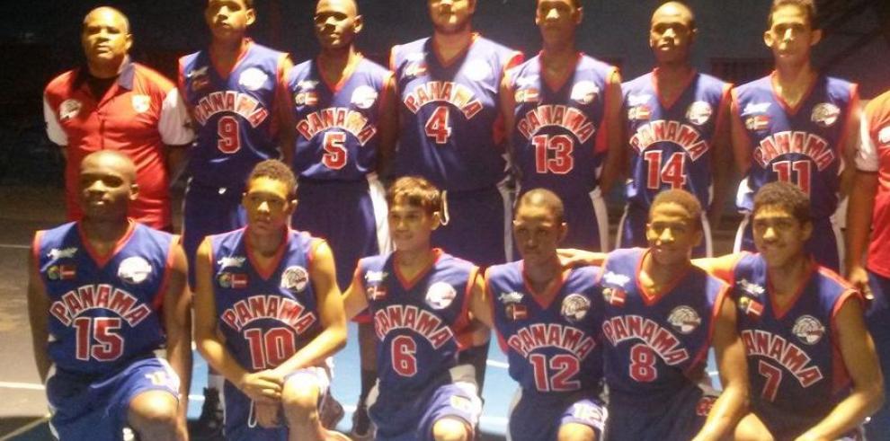 Equipo de básquet Sub-18 juega hoy con quinteto luso