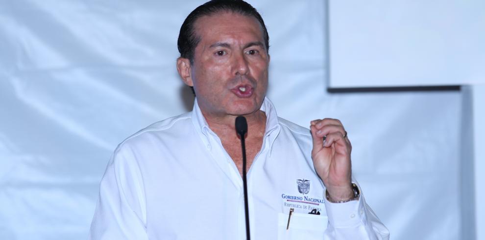 Henríquez será el encargado del Gobierno para transición de mando