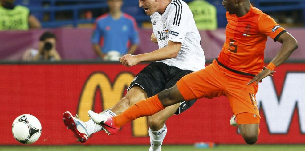 Alemania se prepara para darle la revancha a Argentina