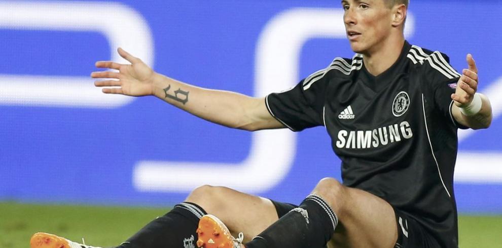 Chelsea y Milan tienen acuerdo por Fernando Torres