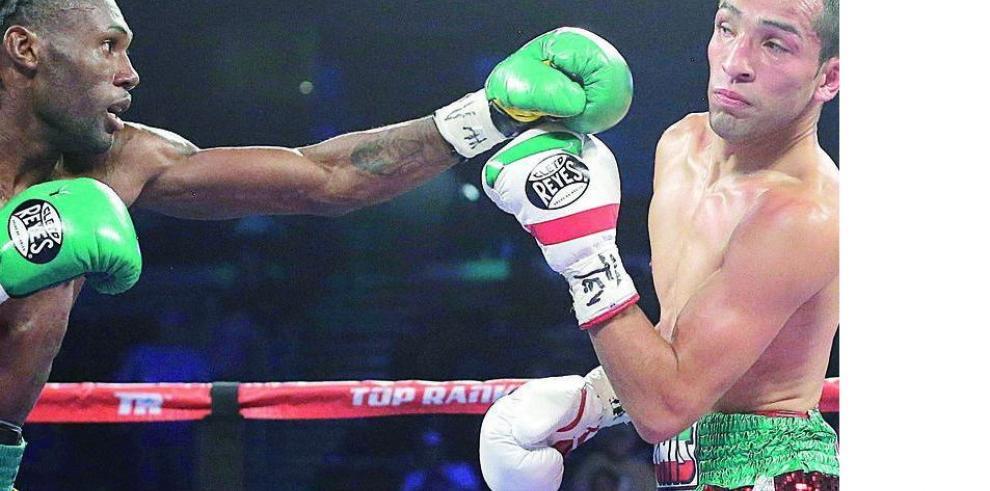 Walters se prepara para derrotar al filipino Donaire