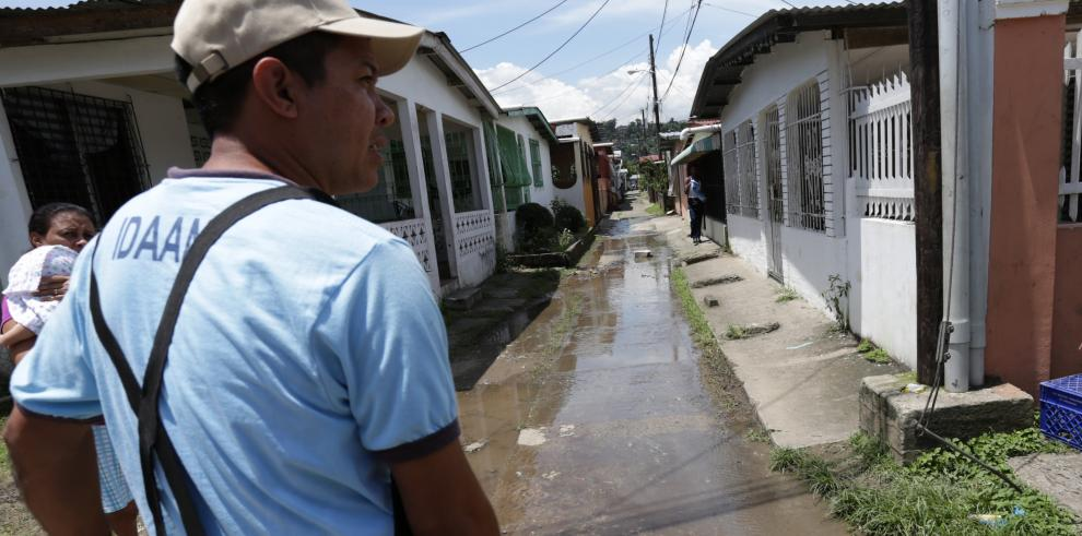 Suspenden trabajos de interconexión en la Panamericana