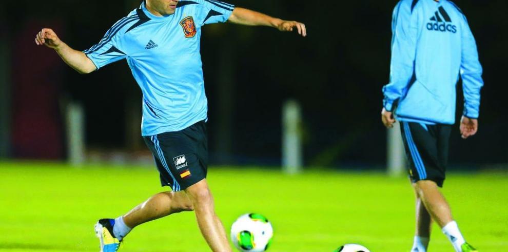 Del Bosque renueva la selección española