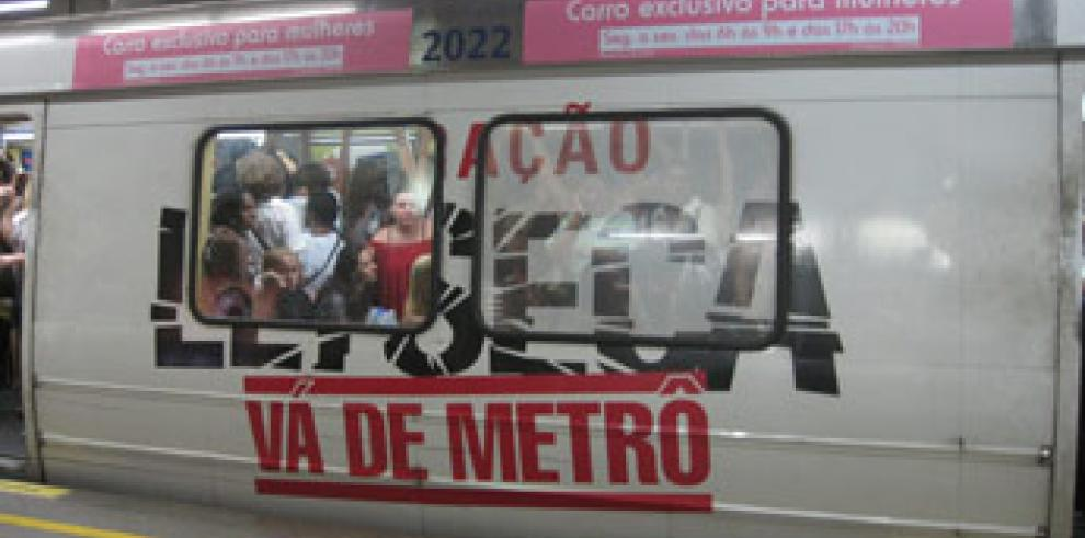 Sao Paulo veta el