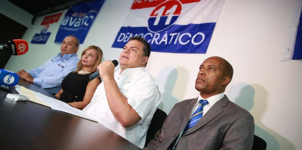 Carlos Pérez Herrera lanzará candidatura a Secretaría General del PRD