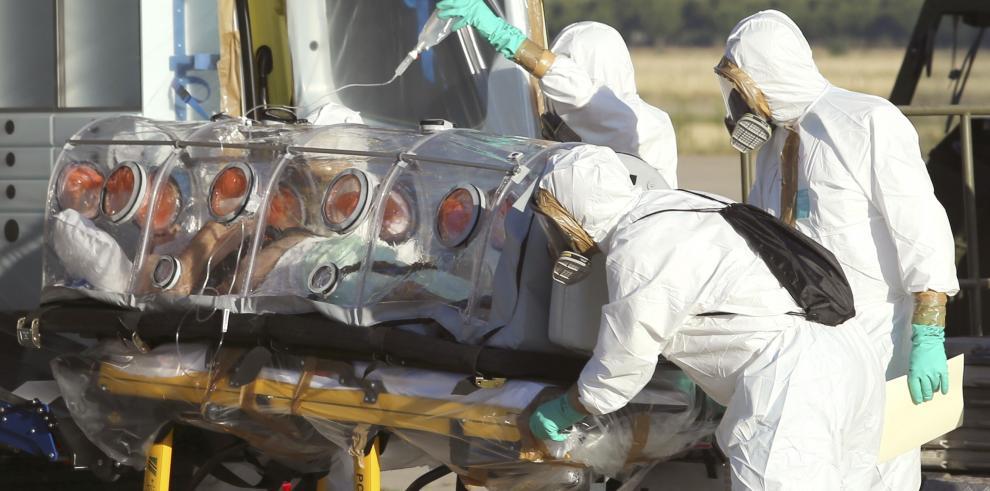 Fallece en Madrid el misionero español que contrajo ébola en Liberia