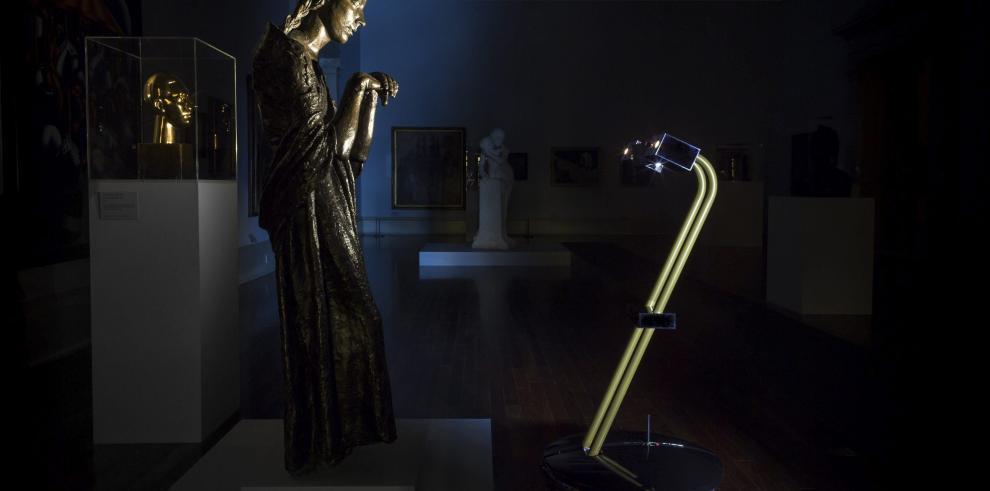 Robots sirven de guías nocturnos en Tate Britain