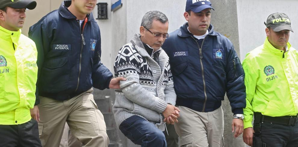 Colombia expulsa a Orellana acusado de liderar red criminal