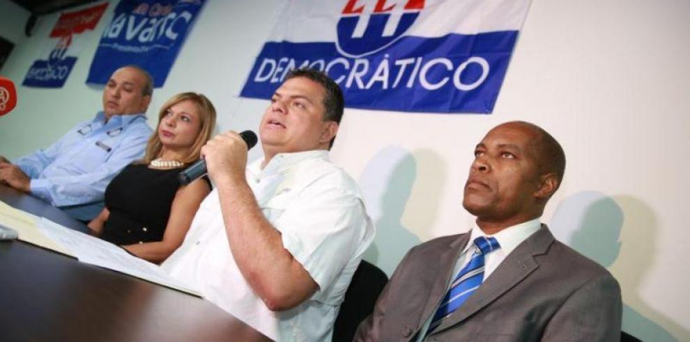 Carlos Pérez Herrera pide reunión con los magistrados del TE