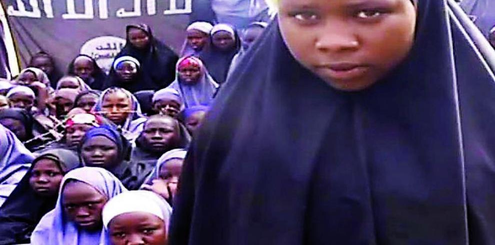 'Boko Haram usa a las niñas en primera línea de combate'