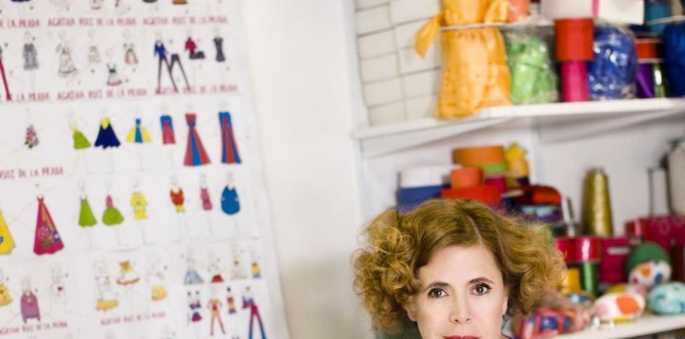 Agatha Ruiz de la Prada en el MAC