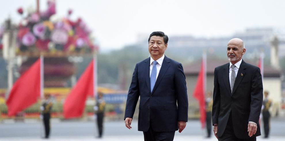 Gani visita China en su primer viaje oficial centrado en economía y seguridad