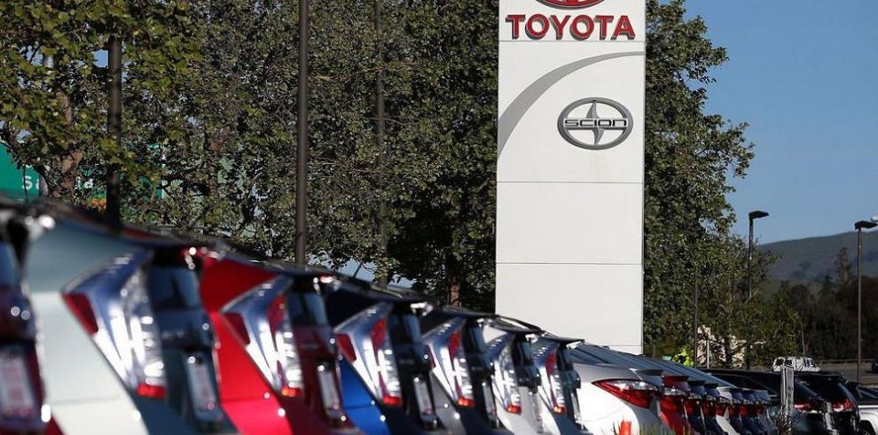 Toyota encabeza ventas globales de autos en el 2014