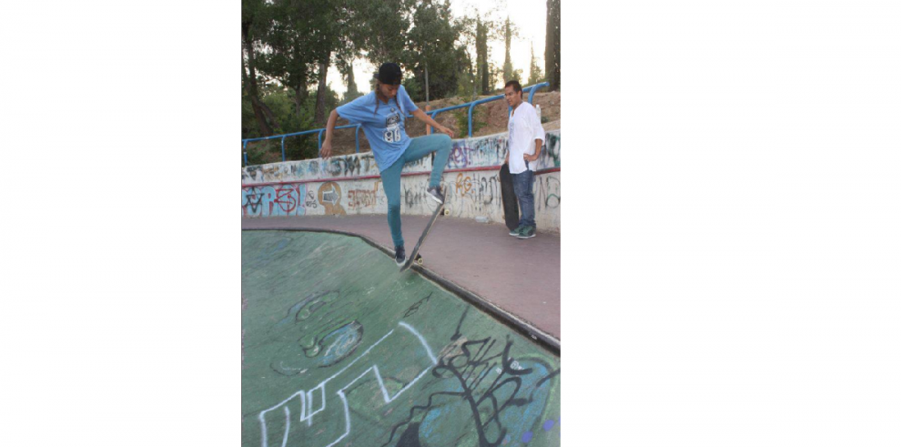 Panamanian girl creates the first skater women's association of Jerusalem