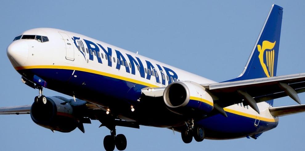 Aerolínea Ryanair condenada en Francia a 8,1 millones en daños y perjuicios