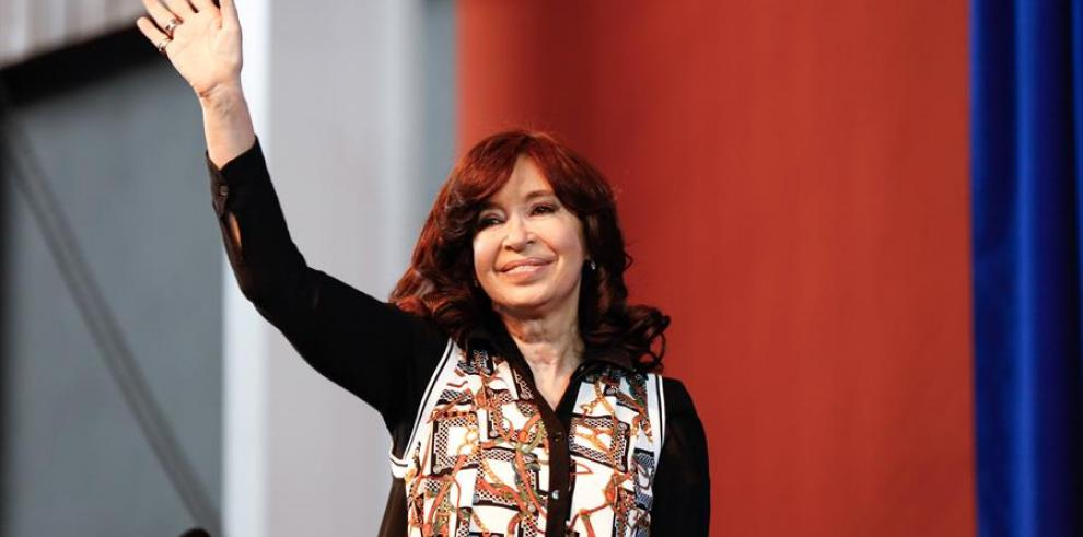 Cristina Fernández de Kirchner 2019