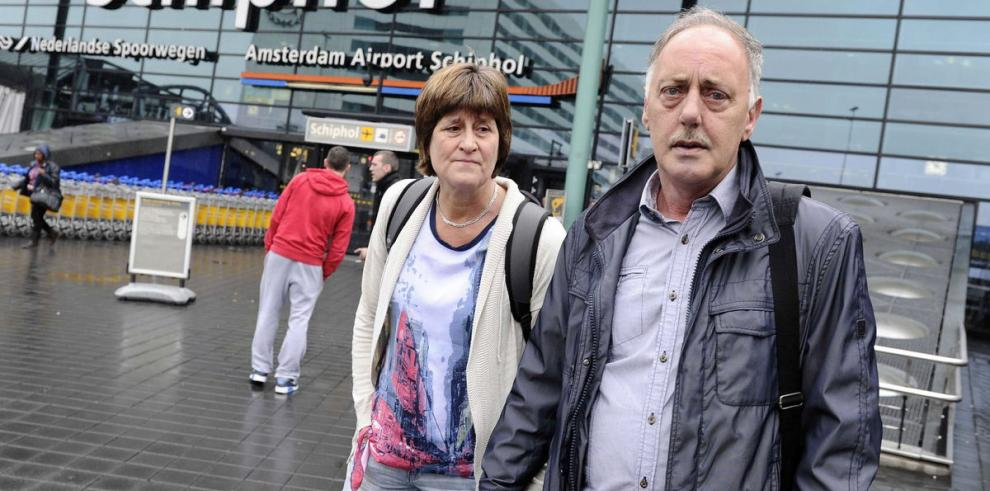 Holandesas siguen desaparecidas
