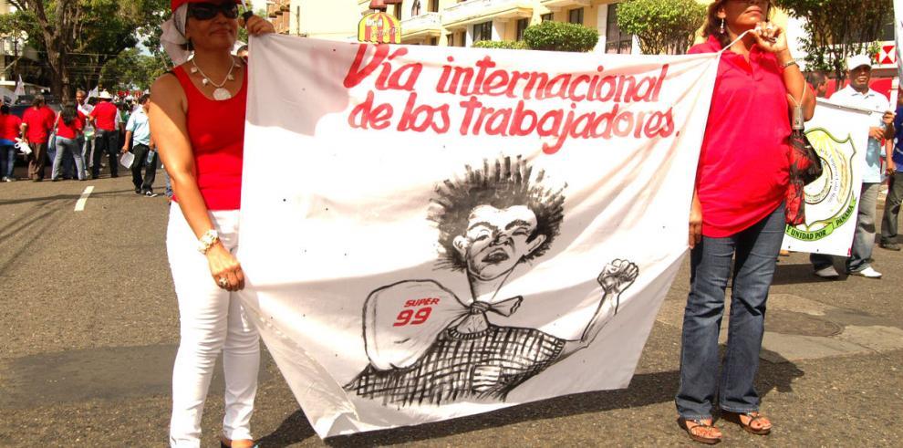 Panamá pone límites a nuevos sindicatos