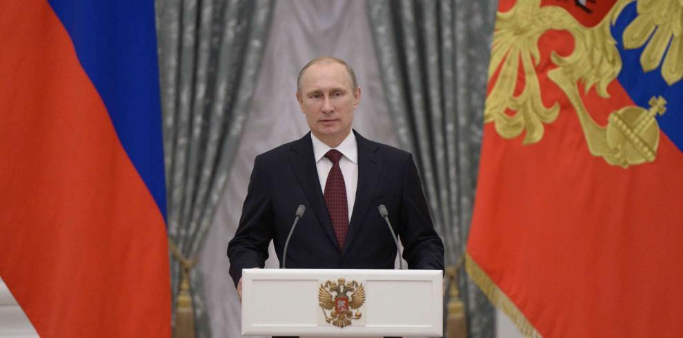 Presidente ruso pide diálogo nacional en Ucrania