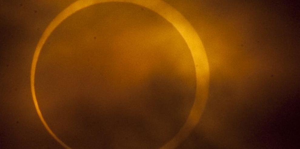 El primer eclipse solar del año