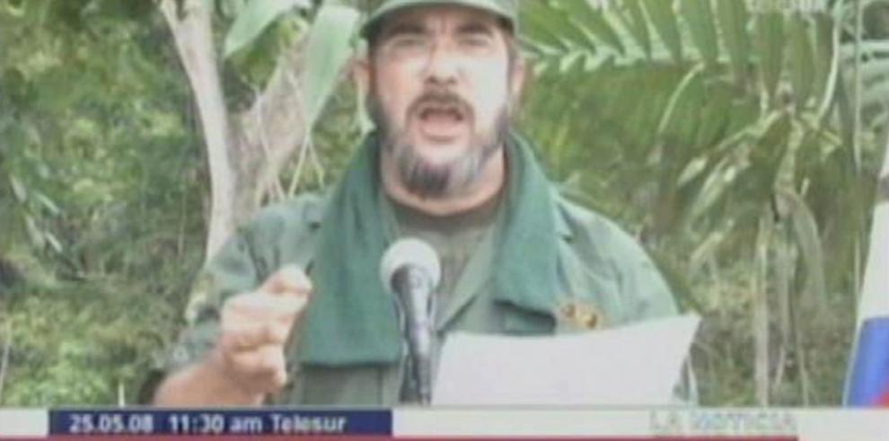 'Timochenko' ha estado en Cuba, según el ministro de Defensa