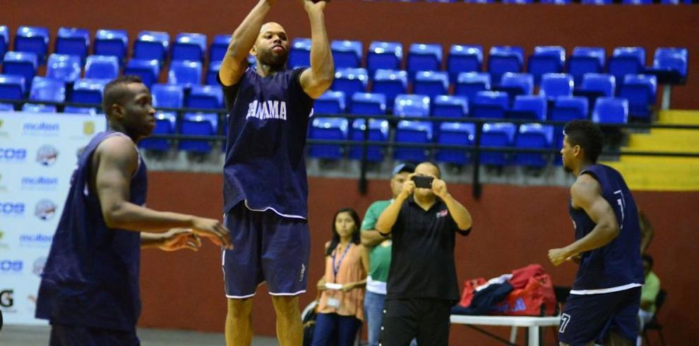 Panamá en el grupo B en Basquetbol