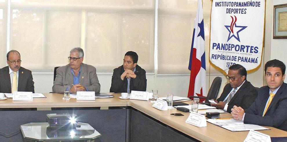 Consejo del Deporte en Panamá aprueba participación en juegos de México